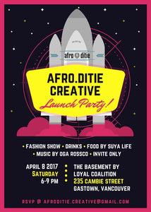 Our First Three Months Vol 3: Official Launch Party