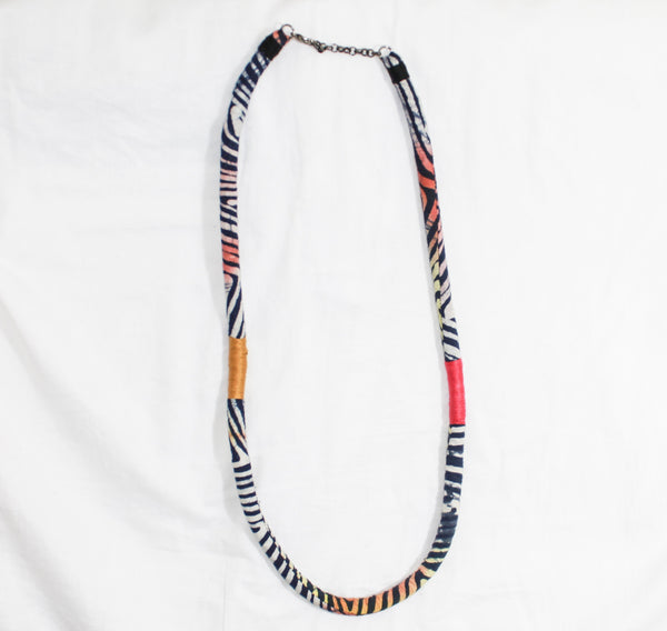 Adire 3-in-1 Rope Necklace