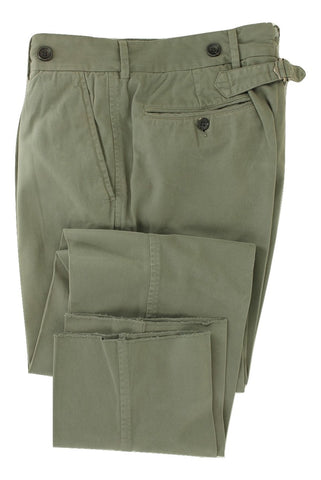 GX 1983 - Faded Green Cotton Pants