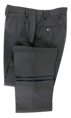 Covo & Covo Milano - Navy Four-Season Wool Pants, Classic Fit