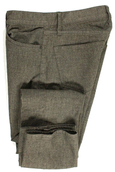 "J Brand – Black & Gray ""Stretch Melange"" Five Pocket Pants - PEURIST"