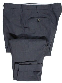 PT01 – Navy Wool/Cotton Four-Season Pants (Very Slim) - PEURIST