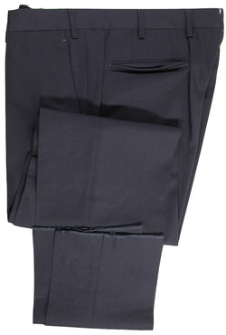 Tavola by Vigano – Navy Lightweight Wool Pants - PEURIST