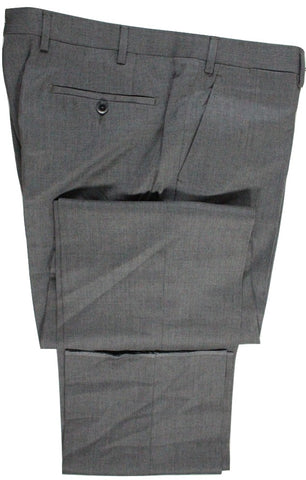 Vigano – Gray Four Season Wool Pants - PEURIST