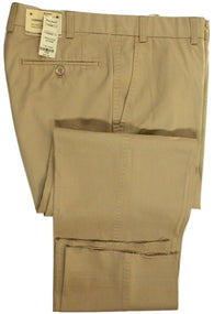 Paul Stuart – Dark Khaki Washed Chinos