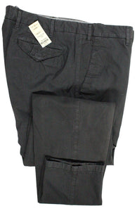Phineas Cole by Paul Stuart – Black Washed Cotton Cargo Pants - PEURIST