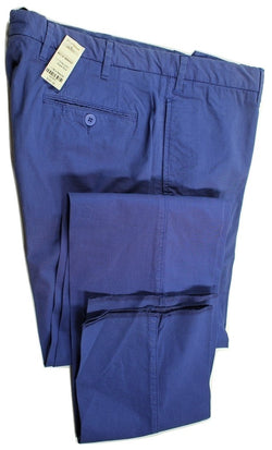 Phineas Cole by Paul Stuart – Faded Royal Blue Cotton Pants
