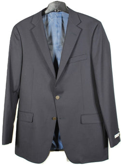 Hickey Freeman – Dark Navy Worsted Wool Blazer