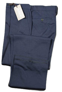 Vigano – Navy Four Season Wool Pants