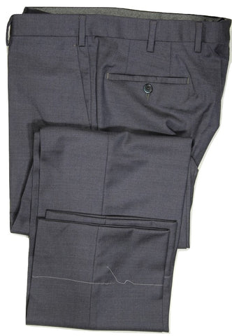 Vigano – Gray Mid-Weight Wool Pants