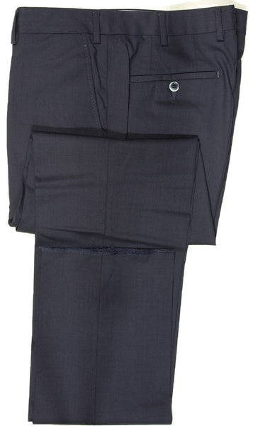 Covo by Vigano – Dark Navy Four Season Wool Pants