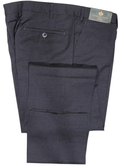 Covo by Vigano – Charcoal Four Season Wool Pants