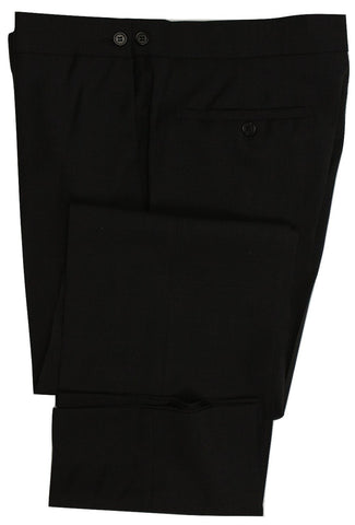 Equipage - Dark Charcoal Lightweight Wool Concept Pants - PEURIST