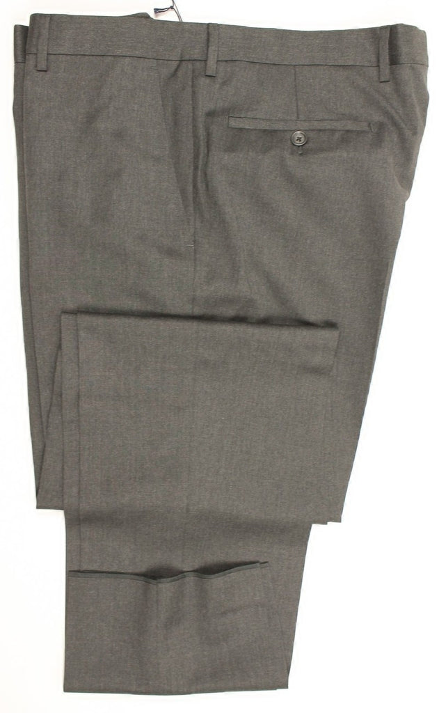 Equipage - Charcoal Wool Pants - PEURIST