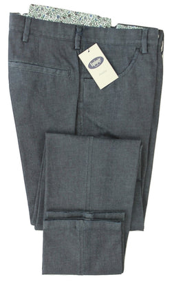Equipage - Dark Tailored Denim Pants - PEURIST