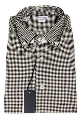 La Camiceria Italiana - Black Check Shirt [FS]