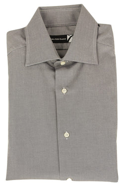 Saks Fifth Avenue - Black Oxford Shirt - PEURIST