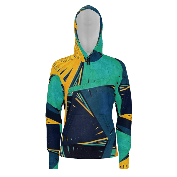 Spinning Triangles Hoodie