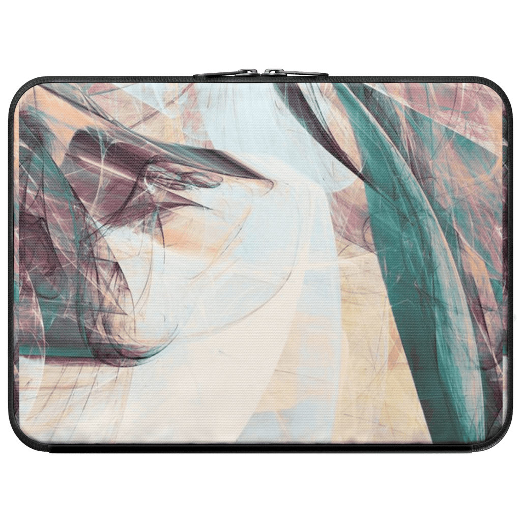 Waves of Color Macbook Case
