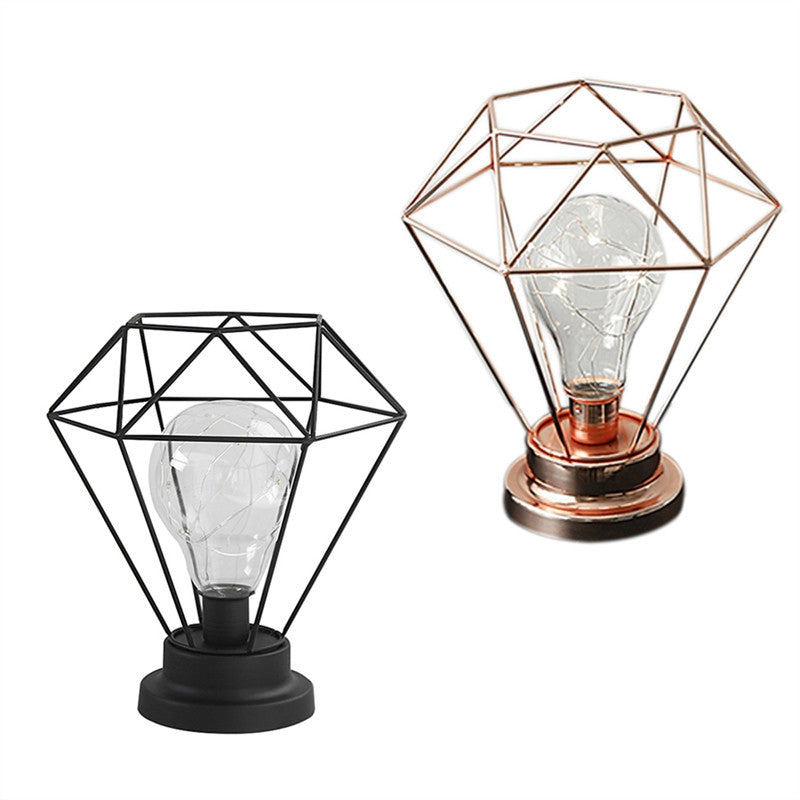 Edison Night Lamp