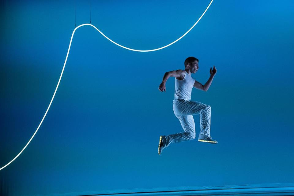 Jessica Lang Dance Features LED Shoe Source In Latest Production at Jacob's Pillow Dance Festival