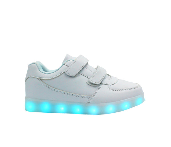 Kids Low Top Sport - LED SHOE SOURCE,  Shoes - Fashion LED Shoes USB Charging light up Sneakers Adults Unisex Men women kids Casual Shoes High Quality