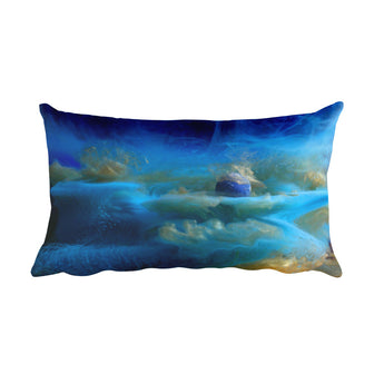 Ink Galaxy Pillow