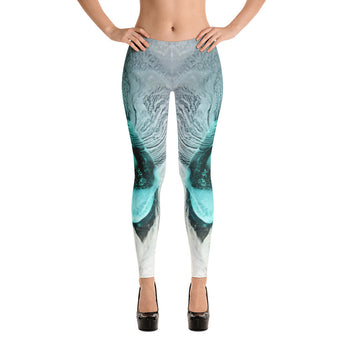 Advil Pill Dissolve - Leggings