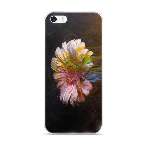 Flower Ink Drops - Iphone Case
