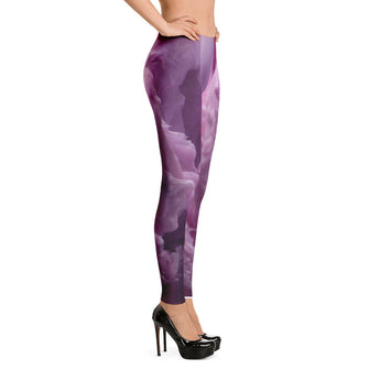 Purple Ink - Leggings