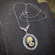 Victorian Zombie Necklace
