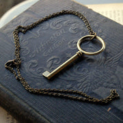 Bronze Key Necklace 4