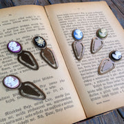 Brass Bookmark- Pick a Cameo