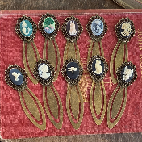 Cameo Bookmark- Choose a Style
