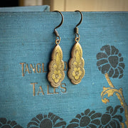 Filigree Drop Earrings- pick a style
