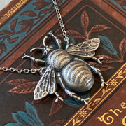 Beekeeper Pendant Necklace