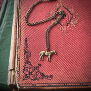 Little Horse Necklace