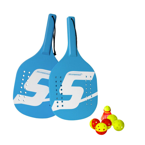 Speedminton® Beach Paddle Set + Free Beach Paddle Balls
