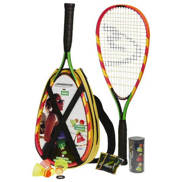 Speedminton® S600 Set with FREE Beach Paddle Set!