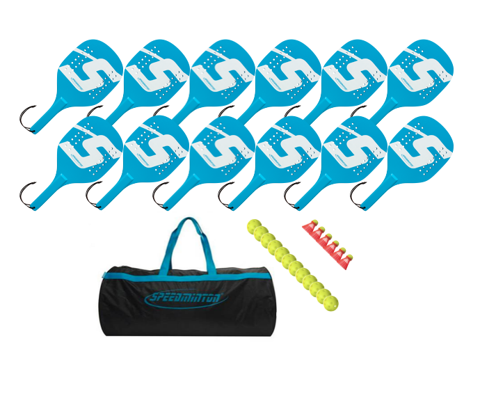 Speedminton® Super 12 Paddle Set