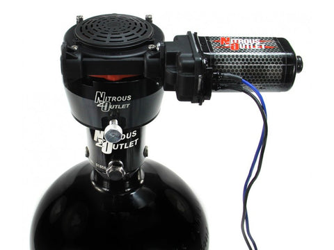 Nitrous Outlet Remote 10lb/15lb Nitrous Bottle Opener