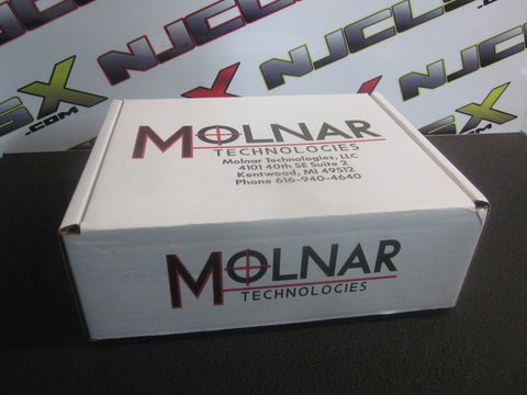 "Molnar Technologies LSX Turbo / Power Adder 6.125"" 4340 Forged Connecting Rods w/ ARP2000 Bolts"