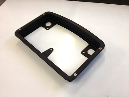 Dash Bezel for Motec C-127