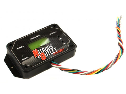 Nitrous Outlet WinMax Dual Channel Window Switch (Built-in TPS Activation and Gear Lockout Feature)