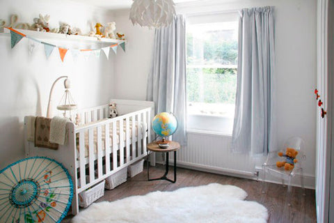 tips para decorar la habitacion del bebe