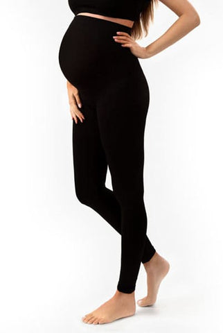 Leggings Negros de Embarazo