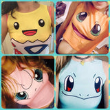Pokemon Crop Tank Top Shirt SP7289