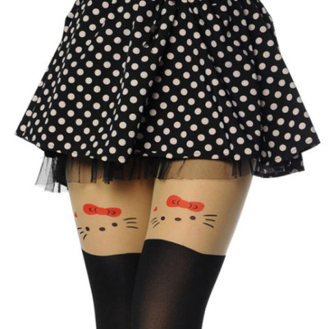 Hello Kitty II Tights TS3105 - KAWAII COLLECTIONS