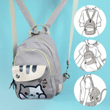 Neko Atsume Cat Backpack CT6112 - KAWAII COLLECTIONS