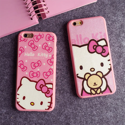 Hello Kitty Soft Pink Phone Case SP3698